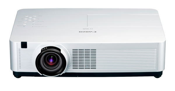 Canon LV-8320 - nowy projektor WXGA serii LV