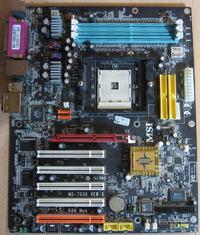 MSI K8N Neo - Nie mo�na wgra� lepszego BIOSu