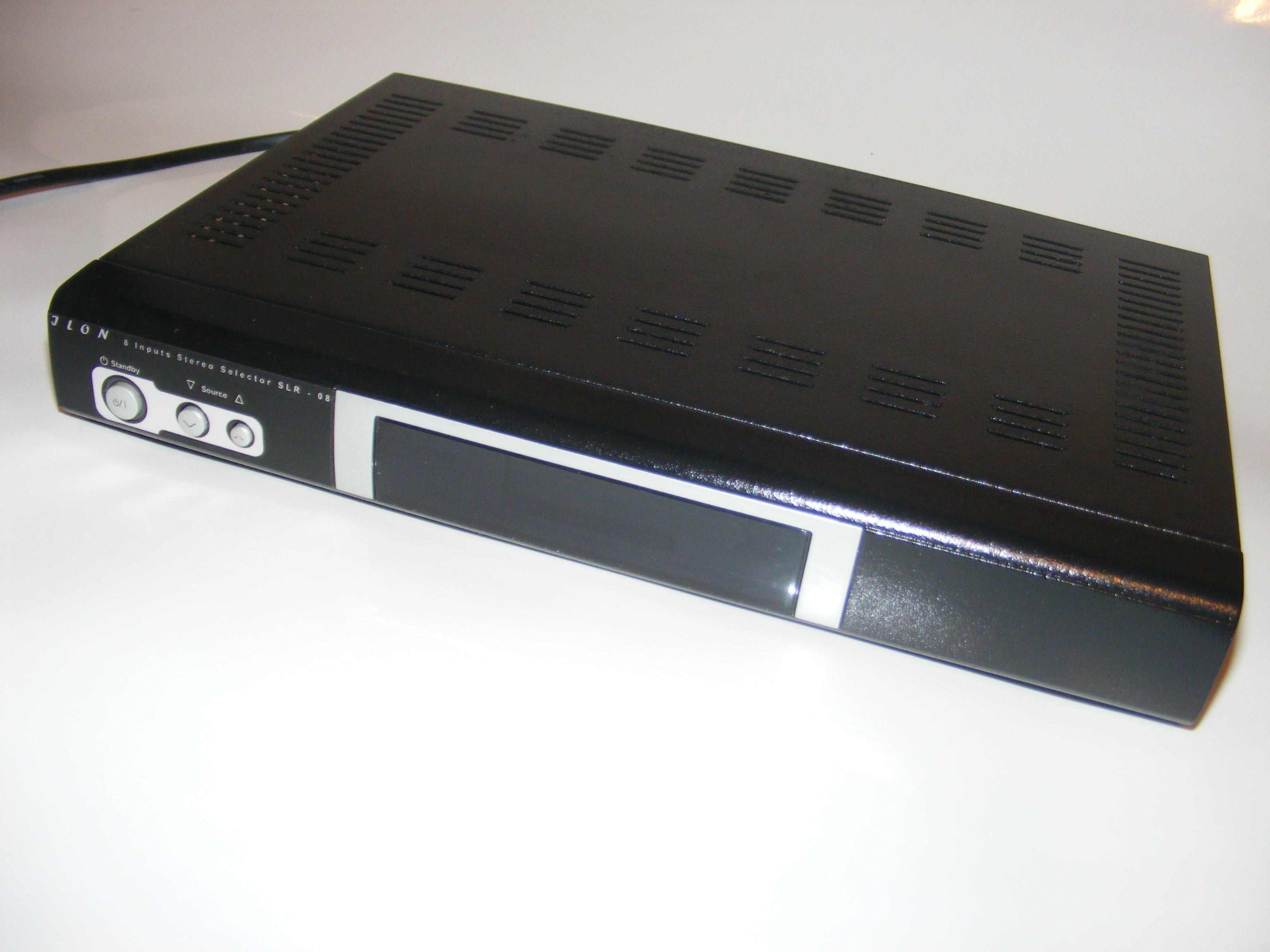 Selektor stereo czyli drugie �ycie ECHOSTAR DSB-616