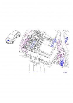 Opel Corsa D 1.3CDTI - szukam schematu skrzynki bezpieczników i sterownika