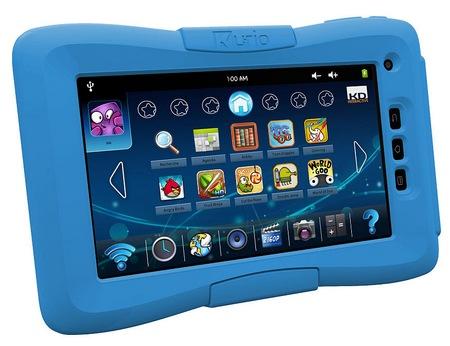 Techno Source Kurio 7 - tablet dla dziecka z Androidem 4.0