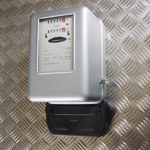 Licznik energii elektrycznej - liczydło rewersyjne