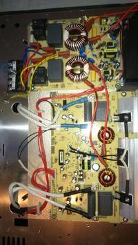 Płyta indukcyjna AMICA PI6501TU / KMI13298 C nie wykrywa garnków.