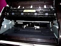 Samsung Xpress M2022 - Małe plamy tonera na wydruku