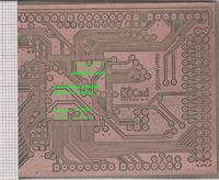 Aceton transfer PCB - alternatywa dla termotransferu.