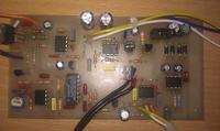 Wykrywacz metali PI - Grzanie się generatora NE555