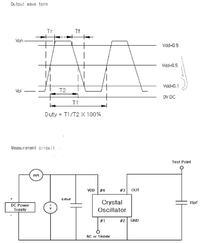 Oscylator smd 3225 + atmega 328 smd - jak to podłączyć?