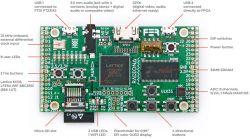 ULX3S - płytka prototypowa FPGA z ECP5, Wi-Fi i Bluetooth