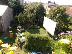 Kino na podwórku-zobacz jakie to proste