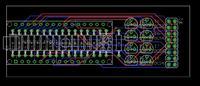 ARDUINO NANO jako adapter 80x DS18 na USB/UART