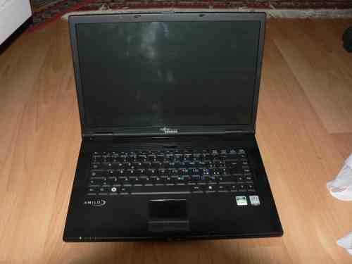 [Sprzedam] Laptop Fujitsu Amilo 1703 + torba