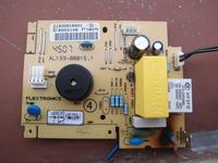Ariston Ll 43S - Po włączeniu programu po pewnym czasie miga dioda 6