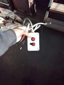 Podłączenie sterowania do falownika Yaskawa VS606V7