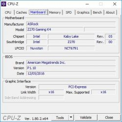 Overclocking i5 7600K - Błąd zaokrąglenia