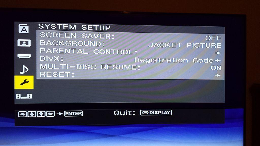 TV Samsung UE46F6650 + kino Sony DAV-DAZ660 + nbox Turbo (nc+)