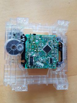 Mikro wieża Panasonic SA-PM9 - uszkodzone CD