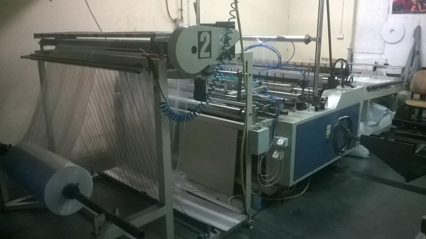 Sunrise Plastic Mchinery Facto - Poszukiwane DTR maszyny, oraz sterownika