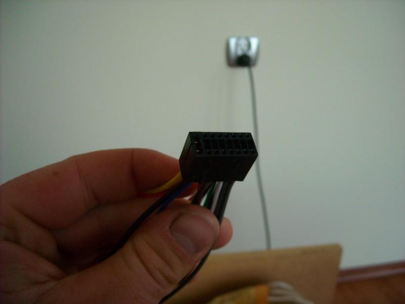 pioneer deh-4300ub przej�ci�wka ISO (jak wpi�� piny)