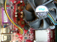 Wymiana procesora intel pentium 4