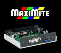 MaxiMite - minikomputer na mikroprocesorze PIC32