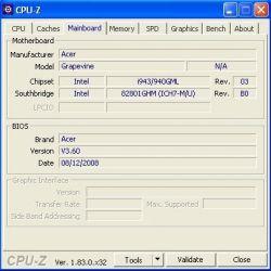 Jaki procesor do Aspire 3690