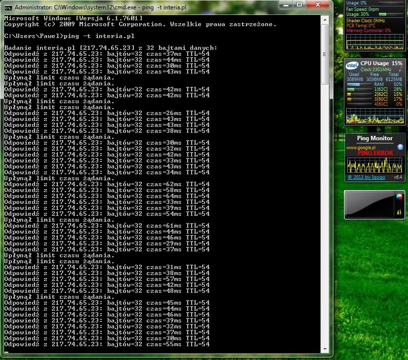 TP-LINK TL-WR543G - Router, Chwilowe gubienie sieci