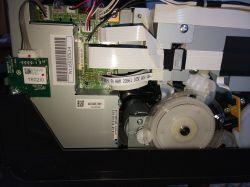 Jak czyścić dysze płynem w Epson l805 ciss?