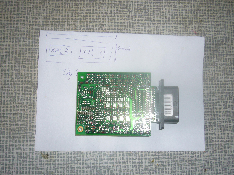 Temat dla elektronik�w naprawa sterownika stag 4
