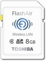 Karta SD Toshiba Flash Air - jak postawi� sie�?
