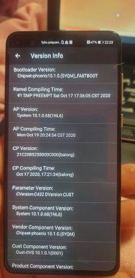 Huawei p40 pro - p40 pro bricked po wgrywaniu google