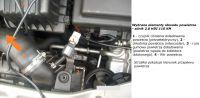 Peugeot 406 2.0 hdi 110po wjechaniu w kałuże traci moc