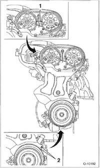 Wymiana uszczelki głowicy opel astra G/II