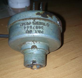 Husqvarna LT960 - Husqvarna LT960 awaria stacyjki, wymiana na zamiennik