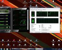 zacinający się obraz i duże użycie CPU w grach