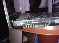 Lenovo G500 - Obudowa w laptopie.