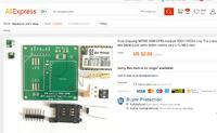 Neoway M590 - moduł GPRS z płytą bazową za 4$