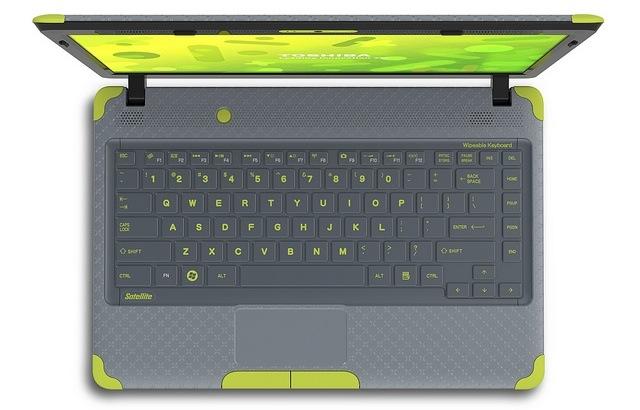 Toshiba Satellite L735D - 13,3 calowy notebook dla najm�odszych z AMD E-300