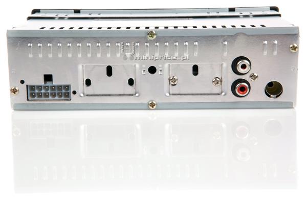 DAX/700D - jakie z��cze jest w radiu , nazwa typ przej�ci�wki na ISO