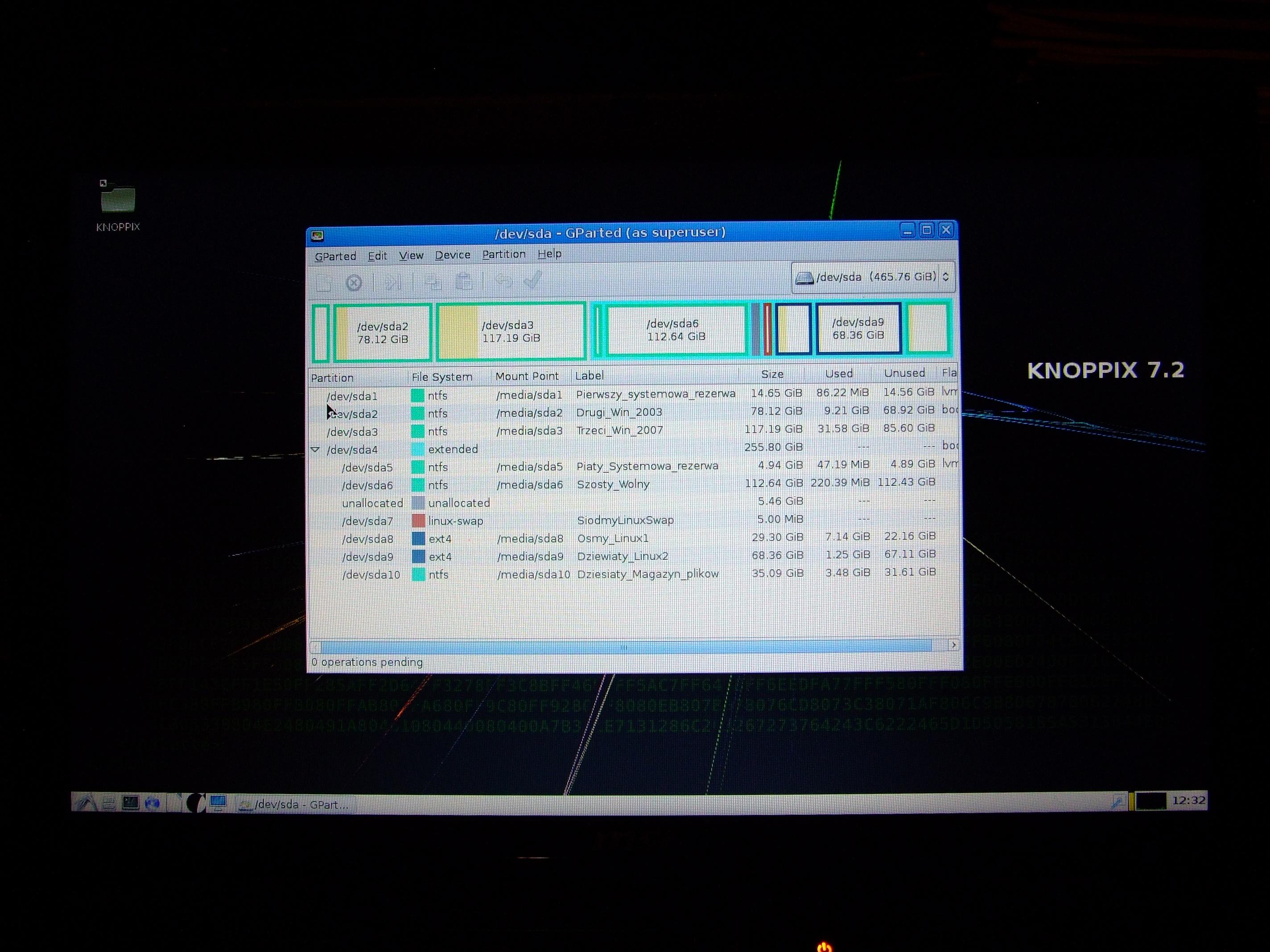 Latitude E5530 - Instalacja linuxa i windowsa jednocze�nie