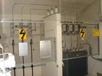 II Wojna Światowa, instalacje elektryczne, prośba o identyfikacje.