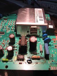 Electrolux EWT 1316 - Instrukcja serwisowa, opisy b��d�w
