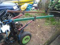 Traktorek SAM z podnośnikiem czołowym