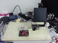 10 projektów na nudne lato: tracker słoneczny z modułem UDOO (8)