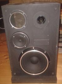 Prośba o identyfikację zestawu głośnikowego z lat 80-tych