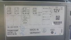 VW T5 tacho modyfikacja - TACHO usuniecie tacho z wsadu