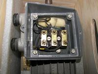 połączenie silnik 1,5kw 3fazowy (trójkąt) z wyłącznikiem ciśnieniowym