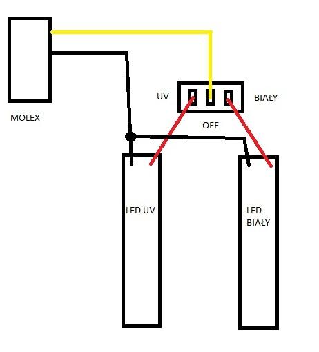 16 diod w komputerze - jakie �r�d�o pr�du?