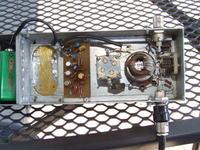 Modyfikacja mostka szumów do CB radio