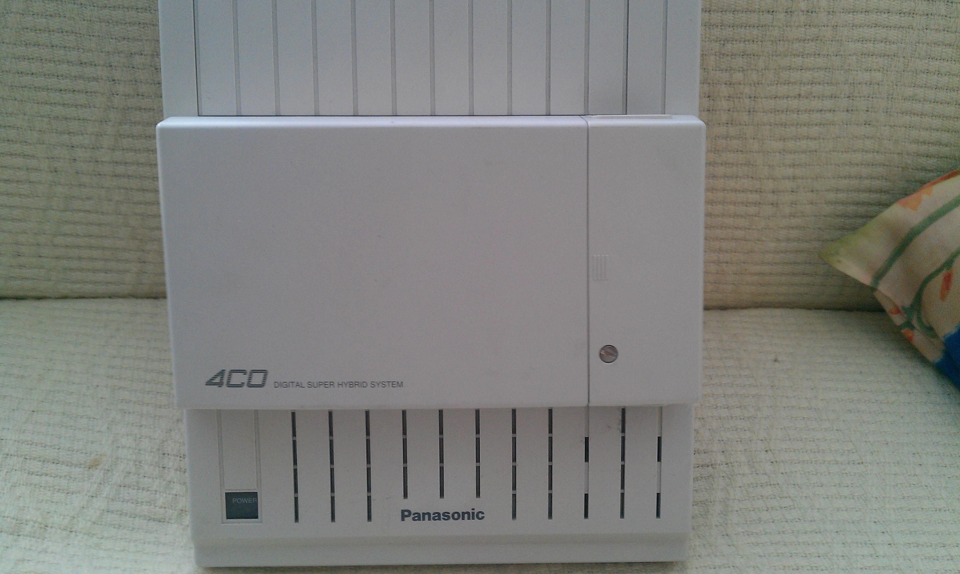 [Sprzedam] Centrale telefoniczn� Panasonic KX-TD1232CE