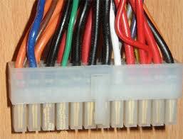 Jakie kable i czy wolno lutować ? - przedłużenie zasilacza komputerowego.